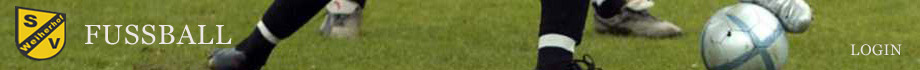 Fussball SVW